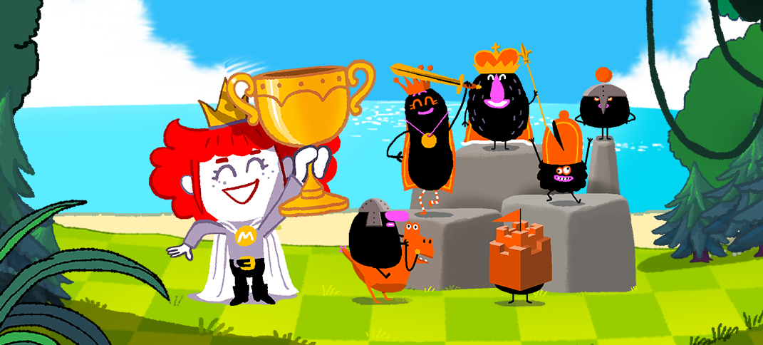 Chess game app picture